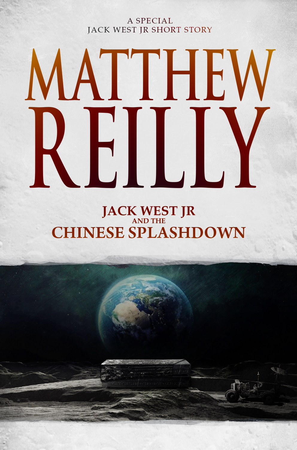 Jack West Jr and the Chinese Splashdown