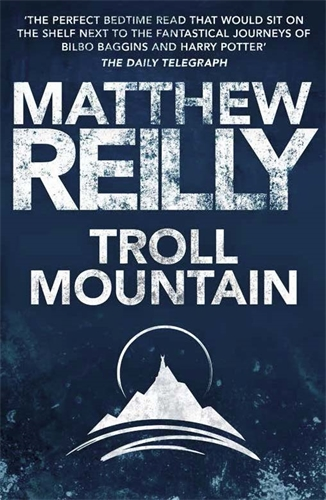 Troll Mountain PB Cover